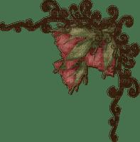 Kaz_Creations Deco Corner Flowers Colours