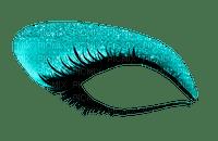 Eye, Eyes, Eyelash, Eyelashes, Eyeshadow, Makeup, Aqua - Jitter.Bug.Girl