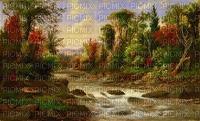 Robert Duncanso syksy  autumn  landscape  maisema  painting maalaus