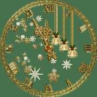 clock new year christmas horloge noel nouvel an