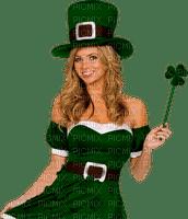Kaz_Creations  St.Patricks Day Woman Femme