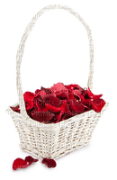 Petales.Red.basket.Panier.Victoriabea