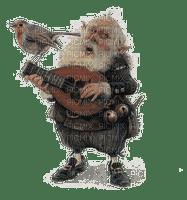Zwerg, Vogel, Musik, Mandoline