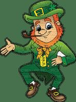 st.patrick day leprechaun