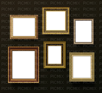 CUT OUT FRAME BACKGROUND