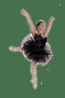 woman-ballerina-black