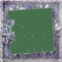 Cadre.Frame.Fleurs.purple.Victoriabea