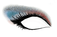 Eye, Eyes, Eyelash, Eyelashes, Eyeshadow, Makeup, Mauve, Blue - Jitter.Bug.Girl