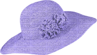 hat hut cap chapeau summer ete spring printemps tube purple