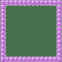 Purple Pearl Frame