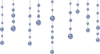 Kaz_Creations Deco Scrap Beads Curtain Hanging Dangly Things  Colours