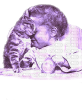 BABY CAT LOVE BEBE CHAT