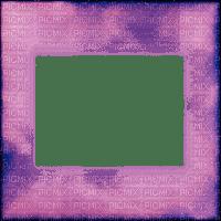 soave frame transparent border shadow  pink purple
