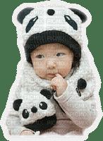 Kaz_Creations Baby Enfant Child Panda Hat