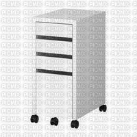 Meuble tiroirs bureau