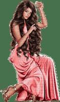 femme en rose.Cheyenne63
