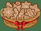 Noël gâteaux gâteau sucré_Christmas cakes gingerbread