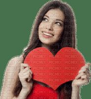 valentine valentin heart coeur femme woman frau beauty