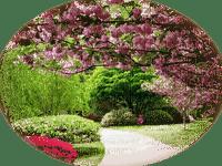 paysage,carden,spring,déco ,gif ,animation ,de fleurs ,de papillon,village,house,fond,Pelageya