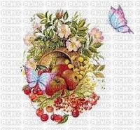 fruit apple deco