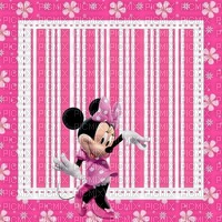 image encre bon anniversaire color effet Minnie  Disney edited by me