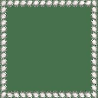 frame pearls cadre perles