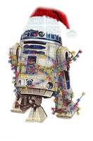 star wars christmas r2d2 noel