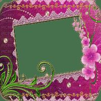 cadre frame rahmen tube spring printemps pink fleur