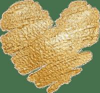 gold heart, sunshine3
