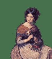 Girl in Decorative Dress