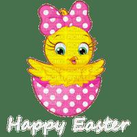 easter ostern Pâques paques  deco tube  eggs eier œufs egg küken chick poussin duck ente pink text