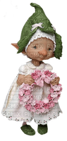 gnome woman femme