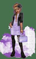 Rosiemuller tenue violette