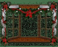 Noël fenêtre_Christmas window