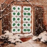winter window fenetre hiver
