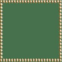 Deco Pearl Frame~Brown©Esme4eva