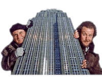 home alone kevin new york wet bandits