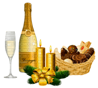 champagne-Christmas-New Year--happy Birthday-joyeux anniversaire-tube-BlueDREAM70
