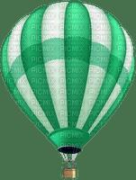 image encre montgolfière ballon dirigeable pastel cadeau edited by me