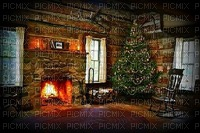 Noël.Christmas.Room.Chambre.Navidad.Fond.Background.Victoriabea