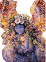 josephine wall artwork fairy