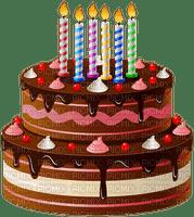 deko, anniversaire, gâteau, vacances, bougies, chocolat,Pelageya