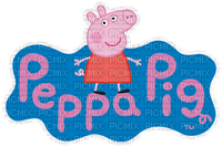 Kaz_Creations Cartoons Cartoon Peppa Pig Logo