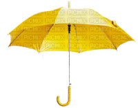 umbrella paraguas amarillo Regenschirm gelb