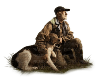 Kaz_Creations Man Homme Old Dog