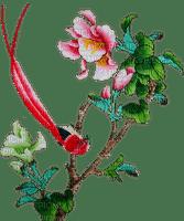 Plants.Branche.branch.Deco.plante.Deco.chinese.chinoise.Bird.oiseau.Fleurs.flowers.Victoriabea