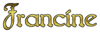 Francine Signature
