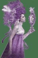 laurachan woman mirror