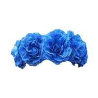 fleur flower blue deco tube spring printemps