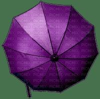 Kaz_Creations Purple Violet Scrap Deco Umbrella